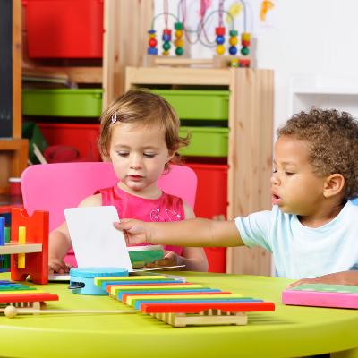 Training Tile - Child-led Learning